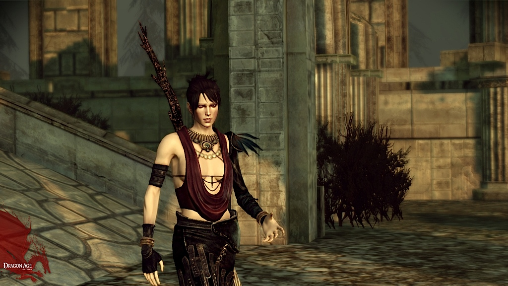 to rub in console users faces come the release of Dragon Age: Origins.