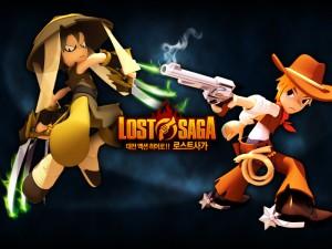 Lost saga !!Unete!!