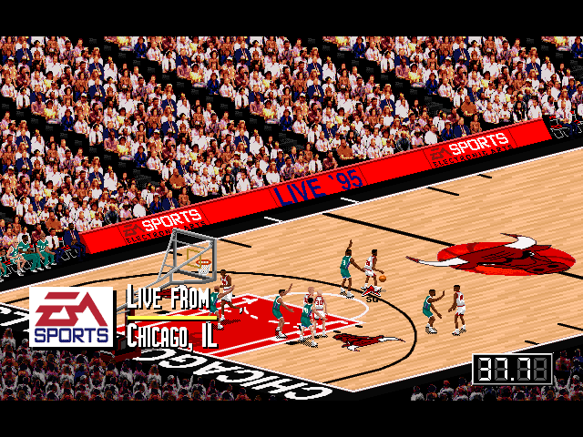 MultiplayerGames Remembers: NBA Live ?95 (PC)
