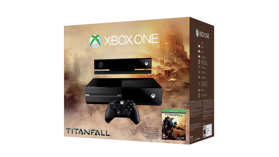 Xbox one fans who waited for the multiplayer-centric Titanfall before    Xbox One Titanfall Bundle